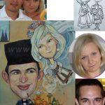 paar_karikatur_farbig